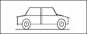 how to draw cars the easy way