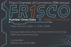 35th Annual Frisco Number Ones Gala