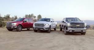 100 Ford Trucks Vs Chevy Trucks 2019 Silverado VS F150 VS Ram 1500 Time For A Pickup