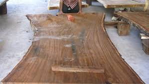 table impressive buy wood slab dining table winsome acacia slab