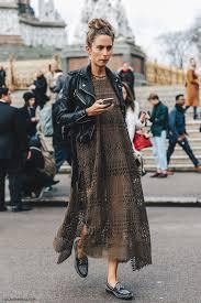 50 Best Street Style Looks Of LFW Fall 2016