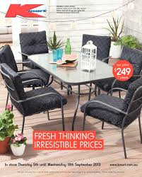 Closeout Deals On Patio Furniture by Patio Exquisite Patio Furniture Kmart Design For Your Backyard