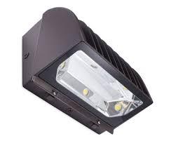 320w equal emergency backup adjustable optic led wall pack