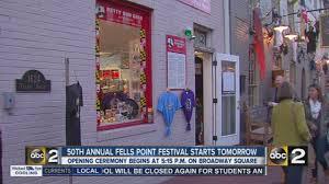 Fells Point Halloween 2017 by 50th Annual Fells Point Fun Festival Youtube