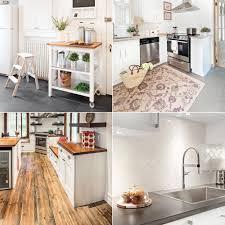 des id馥s pour la cuisine 15 idées pas chères pour donner du style à la cuisine trucs et