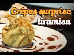 crepes hervé cuisine recette des crêpes surprises façon tiramisu et mont blanc