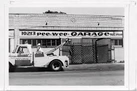 100 How To Start A Tow Truck Business Untitled Boarded Up Business Pee Wee Garage Storefront And Tow