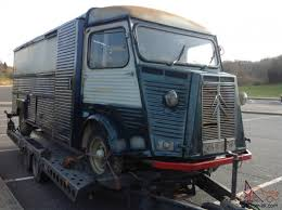 Citroen HY H Van 22 Foot Length
