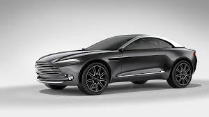 Aston Martin DBX Concept challenges convention