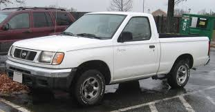 100 1998 Nissan Truck 2000 Frontier XE Extended Cab Pickup 24L Manual