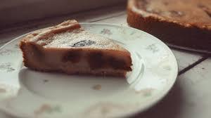 veganer schmandkuchen mit früchten einfaches rezept