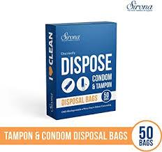 sirona hygienebeutel 50 beutel für diskrete entsorgung