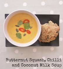 Spicy Pumpkin Butternut Squash Soup by Butternut Squash Chilli And Coconut Milk Soup Vegan Easy