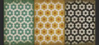 Spicher and pany Vintage Vinyl Floorcloths CLASSIC