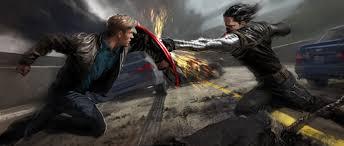 Captain America The Winter Soldier Art Comics Bucky Barnes