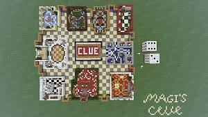 The Clue Board And Dice