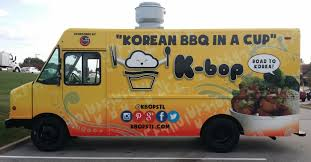 100 Korean Bbq Food Truck KBop BBQ And Bowls St Louis Association