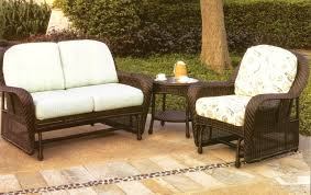 Fabulous Design Ideas using Round Brown Rattan tables and