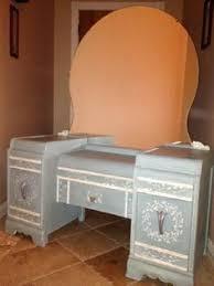 Waterfall Vanity Dresser Set by Vanity Ideas For Repurposing An Antique Dinner Table Google