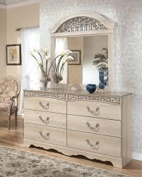 Sauder Harbor View Dresser And Mirror by Furniture Makeup Dresser With Mirror Ashley Furniture Dresser