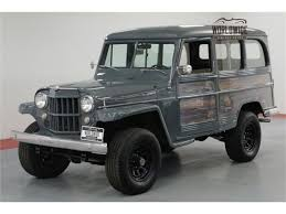 Classic Jeep For Sale On ClassicCars.com