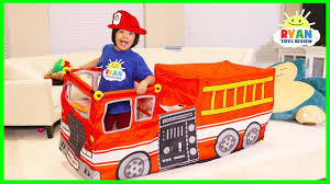 Ryan Pretend Play With Fire Truck Vehicle Play Tent – Kids YouTube Kids Mini Car Model Toy Sensor Fire Truck Early Learning Funny Toys Teamson Engine Desk And Chair Set Hayneedle Educational Boys Spray Water Gun Firetruck Green Review Giveaway Mommies With Cents Fire Department Playset Diecast Firetruck Or Tank Engine Ladder Diecast Trucks 158 Remote Control Rc Shop Velocity Bump Go Battery Operated Safety Cars Hero Games Pump Extending Teamsterz Sound Light Tow Garbage Helicopter Truck For Kids Power Wheels Ride On Youtube Lighten 904 Plastic Building Blocks
