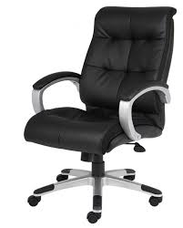 High-Back Black Executive Chair With Upholstered Arm Pads ... Recliner Office Chair Pu High Back Racing Executive Desk Black Replica Charles Ray Eames Leather Friesian And White Hon Highback With Synchrotilt Control In Hvl722 By Sauda Blackmink Office Chair Black Leatherlook High Back Executive Derby High Back Executive Chair Black Leather Cappellini Lotus Eliza Tinsley Mesh Adjustable Headrest Big Tall Zetti