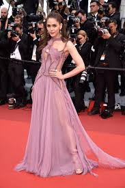 the best red carpet looks from cannes barbara palvin cannes and