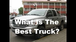 What Is The Best Truck? - YouTube 2016 Ford F150 Vs Ram 1500 Caforsalecom Blog What Is The Best All Terrain Tire To Consider Forum Best First Truck For Under 5000 Youtube Are The Trucks Suvs Towing To Car Shows Read Was Bestselling In 2015 News Carscom Way Purchase A Cargo Trailer By Kalebwayne Diesel Engines For Pickup Power Of Nine Whats Semitruck Drive Roadmaster Drivers School 10 Tough Boasting Top Capacity Hshot Trucking Pros Cons Smalltruck Niche Ordrive