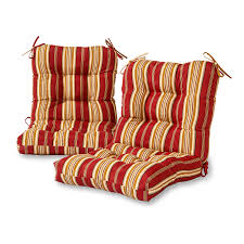 Greendale Home Fashions Roma Stripe Outdoor Chair Cushion, Set Of 2 Greendale Home Fashions Solid Outdoor High Back Chair Cushion Set Of 2 Walmartcom Fniture Cushions Ideas For Your Jordan Manufacturing Outdura 22 In Ding Roma Stripe 20 Chairs At Walmart Ample Support Better Homes Gardens Harbor City Patio Lounge With Sahara All Weather Wicker Rocking With Regard The 8 Best Seat 2019 Classic Porch Black Sonoma Serta Big Tall Commercial Office Memory Foam Multiple Color Options