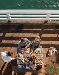 Rosenthal Wine Bar Patio Malibu by Feast Alongside The Glitterati In Malibu Foodie Road Trip