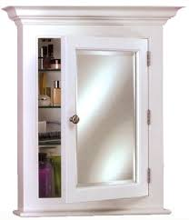 LB3702 Lefroy Brooks Classic Medicine Cabinet With Built In Mirror