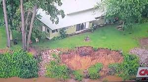 BREAKING NEWS SINKHOLE IN BACKYARD FLOODING FLOODS HIGHLANDS TEXAS ... Sinkhole Integral Permaculture Living On Earth Bayou Community Struggles With Sinkhole A Gaping In Florida Is Swallowing Everything Its Path Pasco County Leaders Caution Rebuilding Near Site Extraordinary Small In Backyard Images Decoration Inspiring Pictures Inspiration Amys How To Repair Yard Sinkholes Designed Landscapes Youtube Abc11com Wrecks Falmouth Familys Home The Chronicle Herald Opens Australian Video Nytimescom