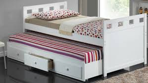 broyhill kids breckenridge twin captain bed with trundle and