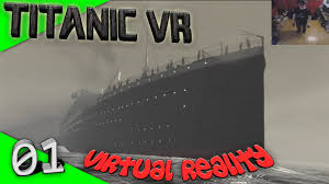 titanic vr demo grooooßes schiff let s play gameplay german
