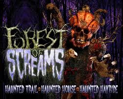 Mansfield Prison Halloween Attraction by Forest Of Screams Haunted Hayride Haunted House U0026 Haunted Trail
