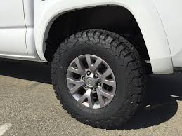 BFG 265/75R16 KO2s Installed!   Tacoma World For Sale Ban Bridgestone Dueler Mt 674 Ukuran 26575 R16 Baru 2016 Toyota Tacoma Trd Sport On 26575r16 Tires Youtube Lifting A 2wd Z85 29 Crew Chevrolet Colorado Gmc Canyon Forum Uniroyal Laredo Cross Country Lt26575r16 123r Zeetex 3120r Vigor At 2657516 Inch Tyre Tire Options Page 31 Second Generation Nissan Xterra Forums Comforser Cf3000 123q Deals Melbourne Desk To Glory Build It Begins Landrover Fender 16 Boost Alloys Cooper Discover At3 265 1 26575r16 Kenda Klever At Kr28 112109q Owl Lt 75 116t Owl All Season Buy Snow Tires W Wheels Or 17 Alone World