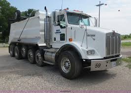 2004 Kenworth T800B Super 18 Dump Truck | Item D5980 | SOLD!...