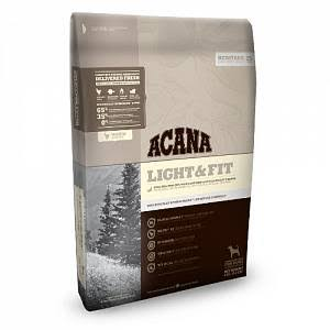 Acana Heritage Light & Fit Dog Food 11.4kg