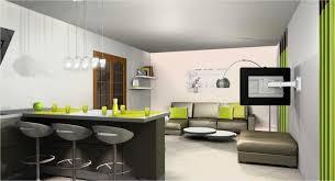 cuisine sur salon maisons décoration et architecte intérieur revroz