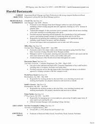 Fine Dining Resume Samples Lovely Restaurant Manager Sample For Study Remarkable