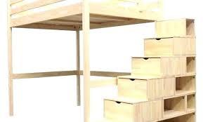 lit mezzanine bureau blanc bureau en bois blanc free lit en bois blanc lit mezzanine bois