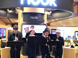 PHOTOS: Flyers Band Performs At Barnes And Noble Booksellers ... Companies That Offer Parttime Jobs With Benefits Simplemost Unstoppable Barnes Noble Book Signing 2017 Maria Sharapova Newington Nh April 17 2016 Ashley Royer Hingham Ma May 21 And The Cure It Foundation Photos Flyers Band Performs At Booksellers Sarah Palin Photographyorlando Wedding Photographers Interview Barista Youtube Daniel At Heavenly Help Book Signing With Author Bowling Welcome To Ysu Jambar Kitchen Brings Books Bites Booze Legacy West