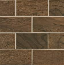 emblem brown daltile tile rite rug