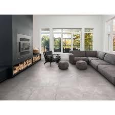 bodenfliesen wohnzimmer grau caseconrad