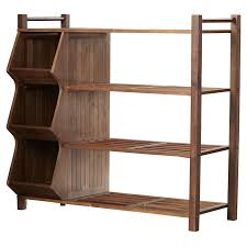 Rebrilliant Outdoor 4 Tier and 3 partment Shoe Rack & Reviews