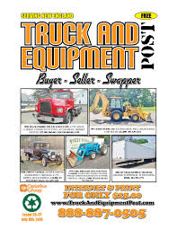 100 Dealers Truck Equipment Equipment Post 26 27 2016 By 1ClickAway Issuu