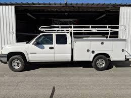 SILVERADO 2500HD Utility Truck - Service Trucks For Sale