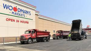 100 Mc Trucking Woodmans Food Market To Open Early September In Buffalo Grove