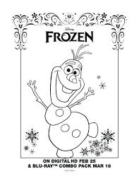 Full Image For Frozen Halloween Coloring Pages Printable Elsa Snowman